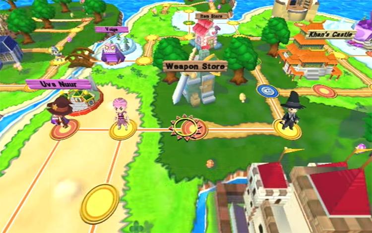Dokapon Journey screenshot