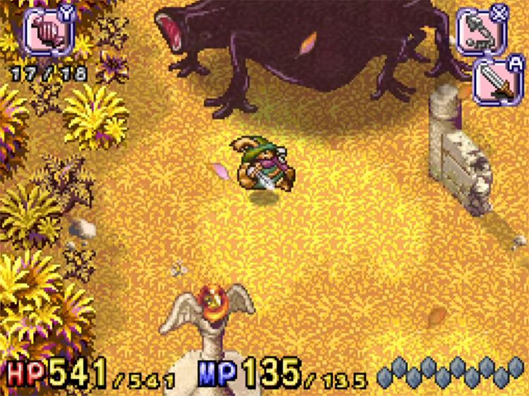 Children of Mana game screenshot