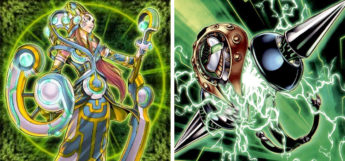 Magical Android and Psyframegear Gamma YGO