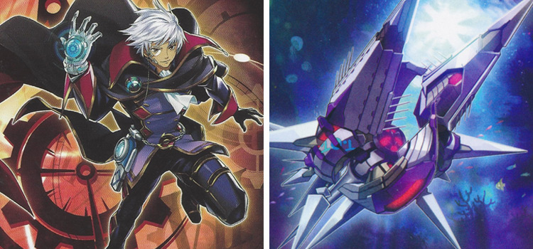 Time Thief Redoer and 101Silent Honor Ark YGO
