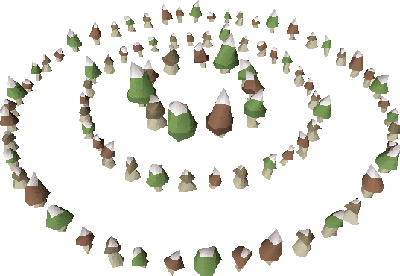 Preview fairy ring render in OSRS