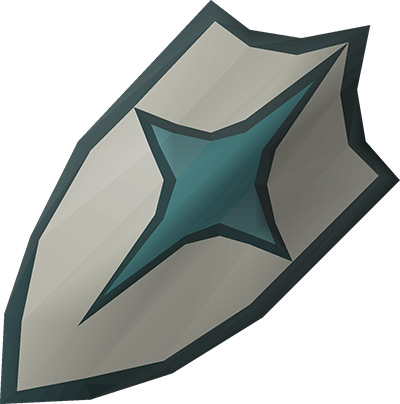 Falador Shield (3) item from OSRS