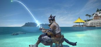 Skysung Fishing Rod Upgrade Screenshot in FFXIV