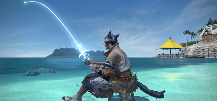 FFXIV Fishing: What's The Point & Why Would I Fish?