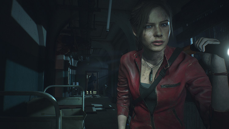 Claire Redfield from Resident Evil 2 Remake (2019)