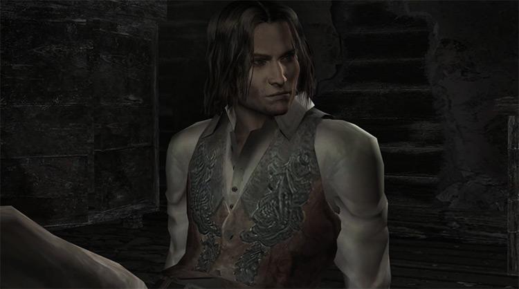 Luis Sera in Resident Evil 4