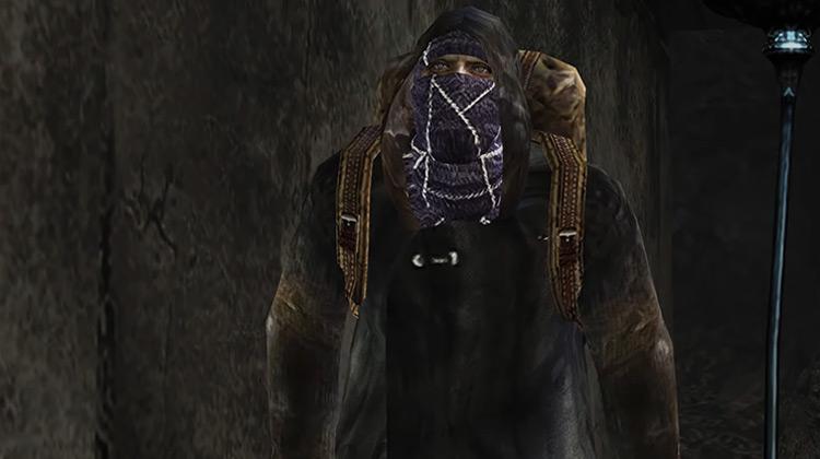 The Merchant RE4 screenshot