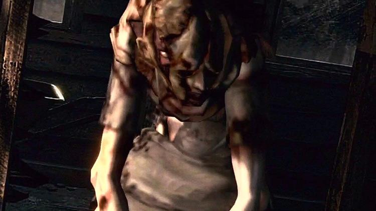 Lisa Trevor in Resident Evil (2002)