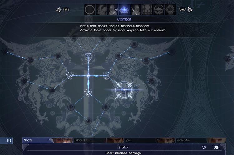 Noctis Ascension FFXV Screenshot