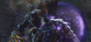 Zeromus Esper Battle Cutscene Screenshot / FFXII The Zodiac Age