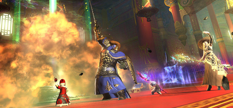 What is Unaspected Damage in Final Fantasy XIV?