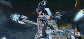 Viera Warrior Glamour in FFXIV