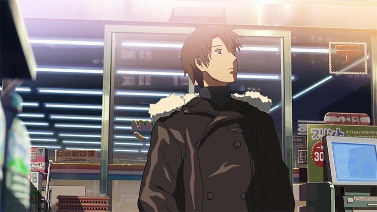 Takaki Toono from 5 Centimeters Per Second anime