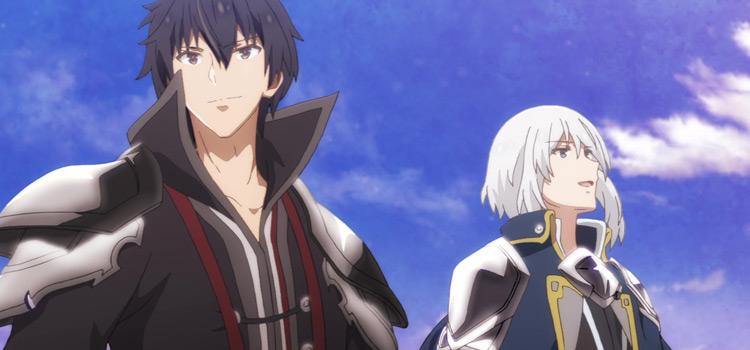 The Misfit of Demon King Academy / Anime Screenshot