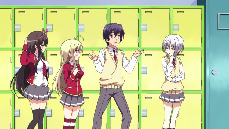 My Mental Choices Are Completely Interfering With My School Romantic Comedy anime screenshot