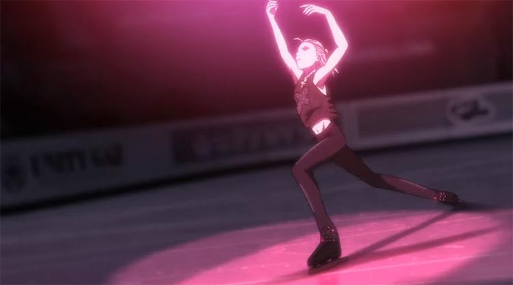 Yuri!!! On ICE: Yuri Plisetsky GPF in Barcelona EX Welcome to The Madness anime