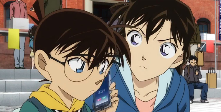 The Disappearance of Conan Edogawa: The Worst Two Days in History anime