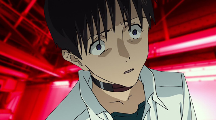 Rebuild of Evangelion 3.33: You Can (Not) Redo anime