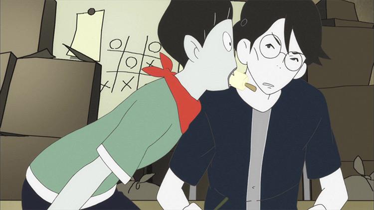 Tatami Galaxy anime screenshot