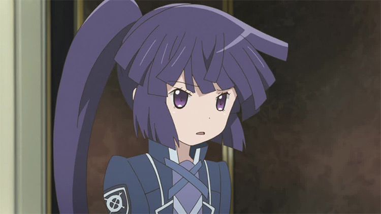 Akatsuki in Log Horizon anime