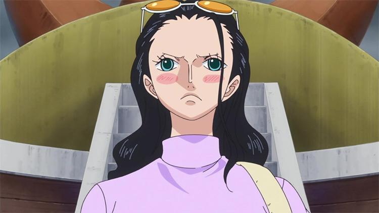 Boa Hancock in One Piece anime