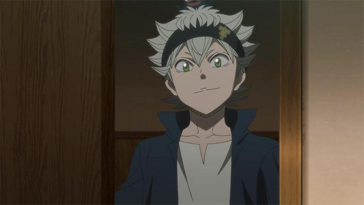 Asta from Black Clover anime
