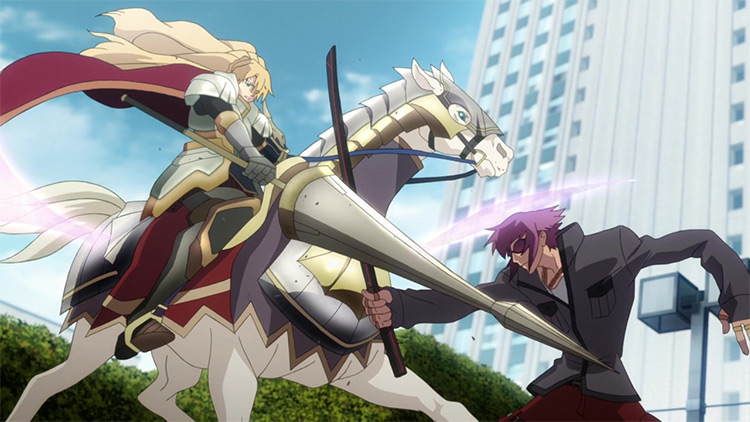 Re: Creators anime screenshot