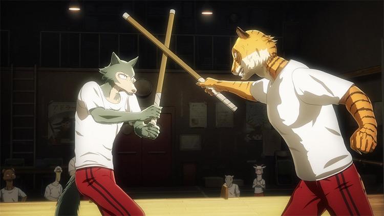 Beastars anime screenshot