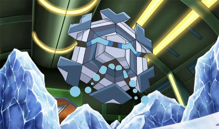 Cryogonal from Pokemon anime