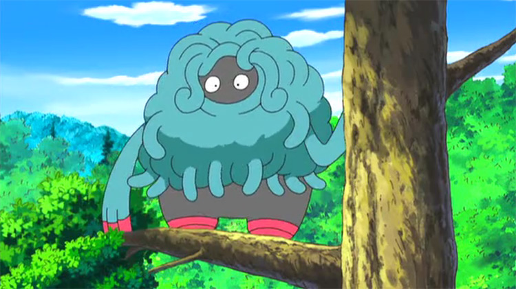 Tangrowth from Pokemon anime