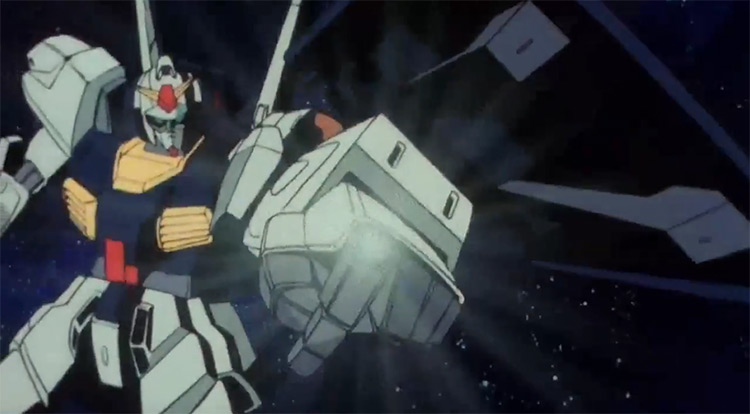 Mobile Suit Zeta Gundam: A New Translation anime screenshot