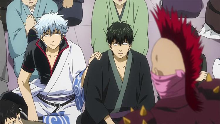 Gintama / Sunrise Studio anime