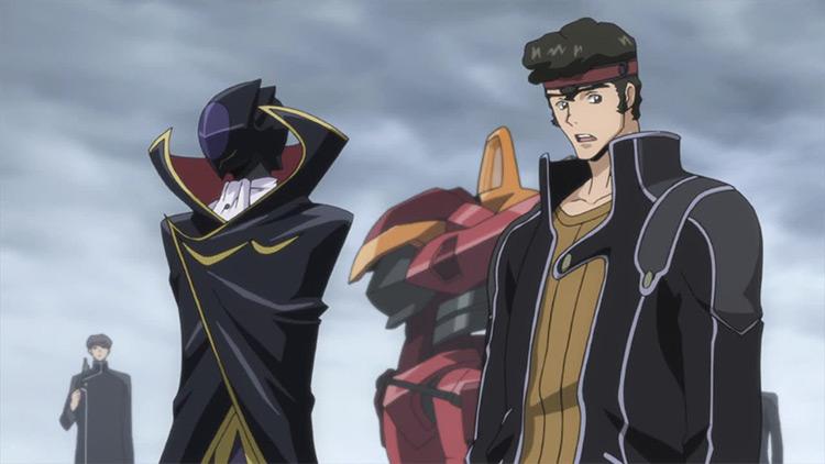 Code Geass: Lelouch of the Rebellion anime screenshot