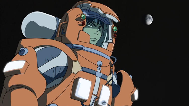 Planetes anime by Sunrise Studio