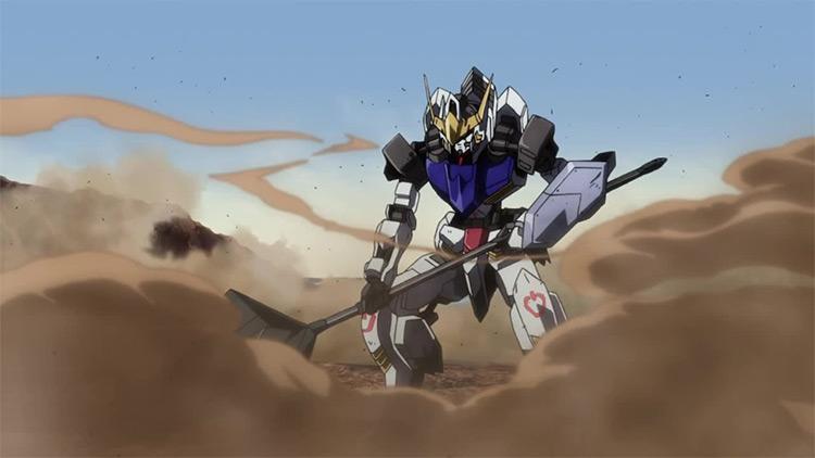 Mobile Suit Gundam: Iron-Blooded Orphans anime screenshot