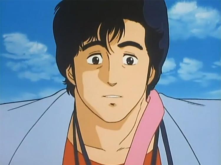 City Hunter anime screenshot