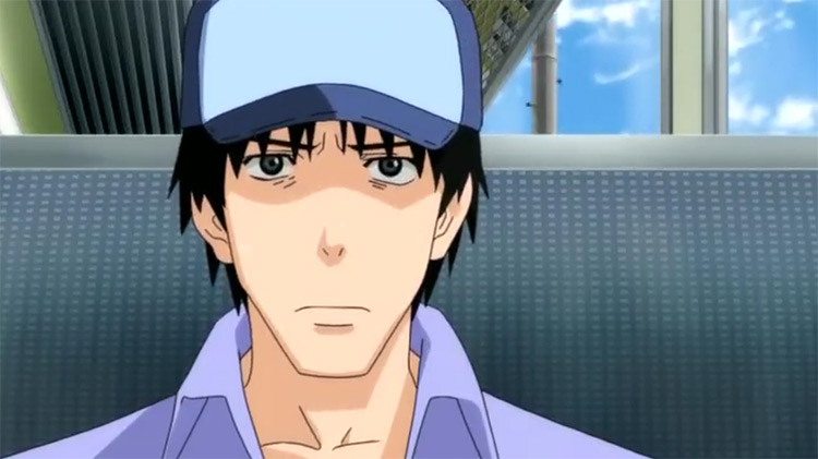 Tatsuhiro Satou from Welcome to the N.H.K.