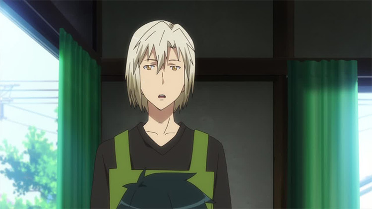 Shirou Ashiya in The Devil is a Part-Timer!