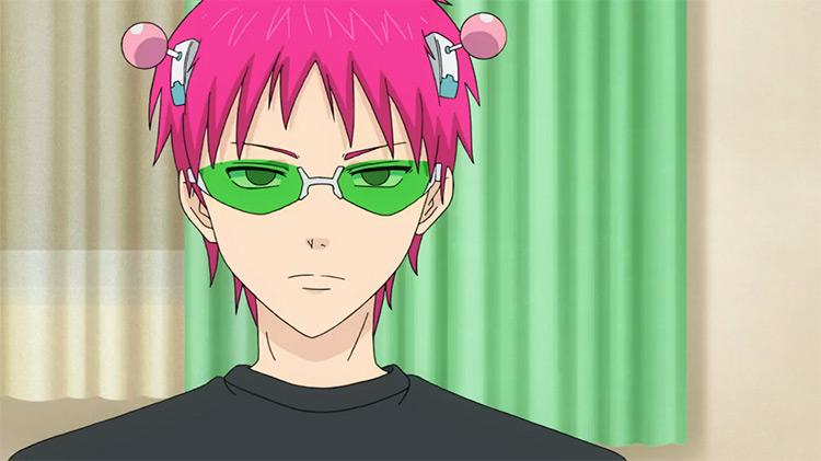 Kusuo Saiki The Disastrous Life of Saiki K. anime screenshot