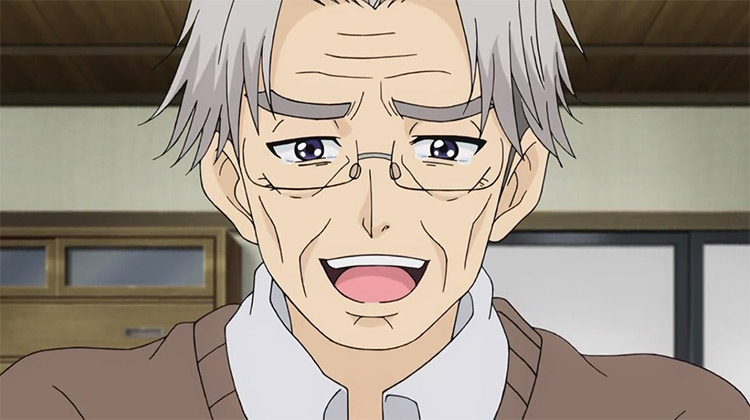 Kumagorou Saiki in The Disastrous Life of Saiki K.