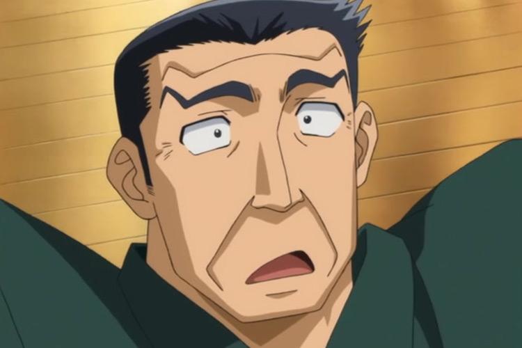 Mototsugu Shirahama from Kenichi: The Mightiest Disciple
