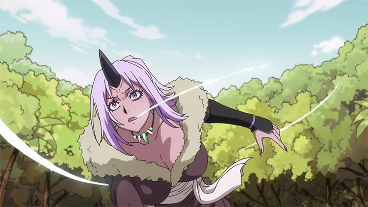 Shion in That Time I Got Reincarnated as a Slime