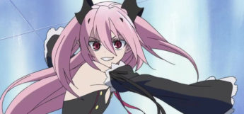 Krul Tepes from Seraph of the End Anime