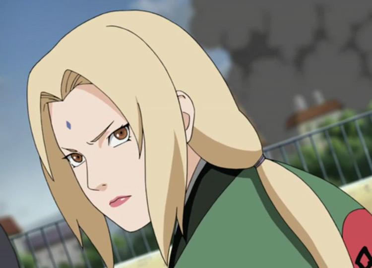 Tsunade Naruto: Shippuden anime screenshot