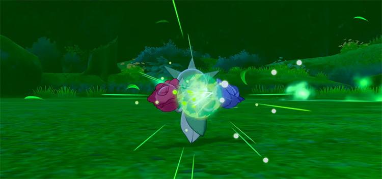 Energy Ball move in Pokémon SWSH