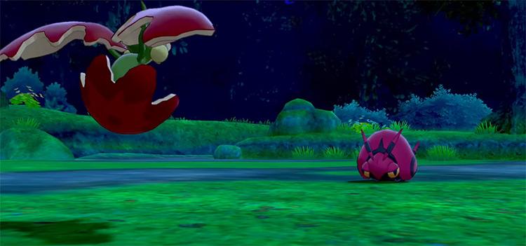 Grav Apple Pokémon SWSH screenshot