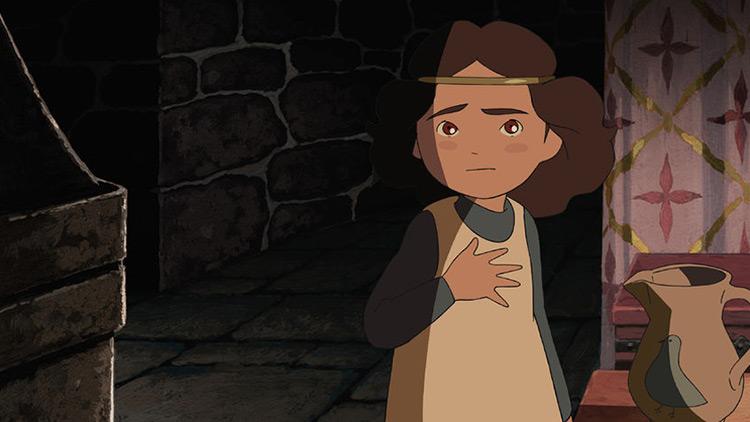 Princess Arete anime screenshot
