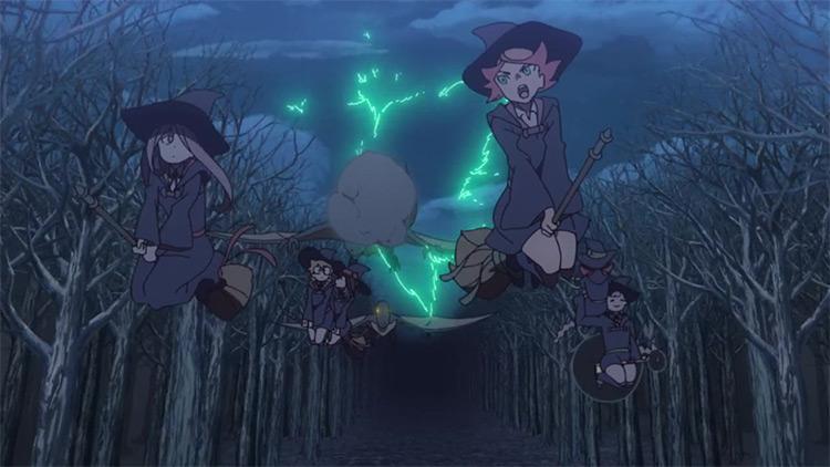 Little Witch Academia screenshot