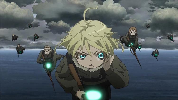 The Saga of Tanya the Evil screenshot