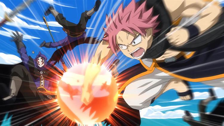 Fairy Tail anime screenshot